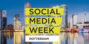 SustainableX social media week Rotterdam