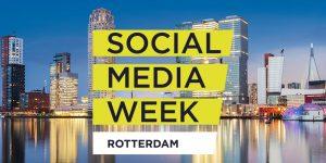 SustainableX social media week Rotterdam
